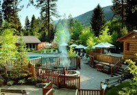 triple creek hot tubs cabins