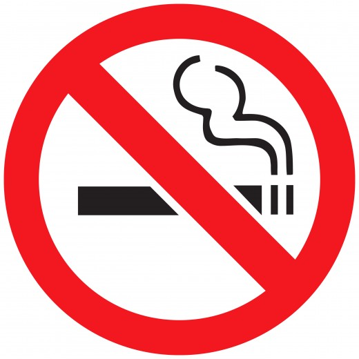 The Study Looked At A Random Sample Of Hotels Some With Non Smoking Rooms And Complete Bans Surfaces Air From Both Types
