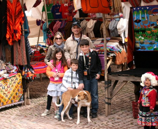 Peru, Traveling with Kids