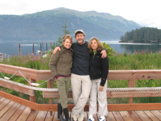 Tutka Bay Wilderness Lodge