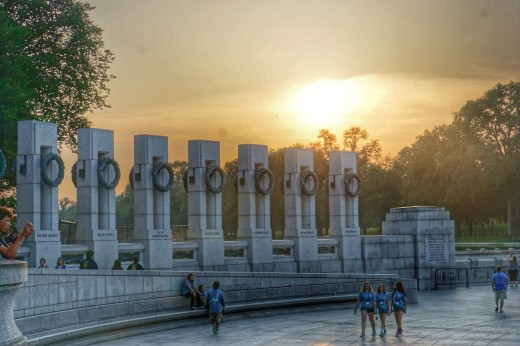 National World War 2 Memorial